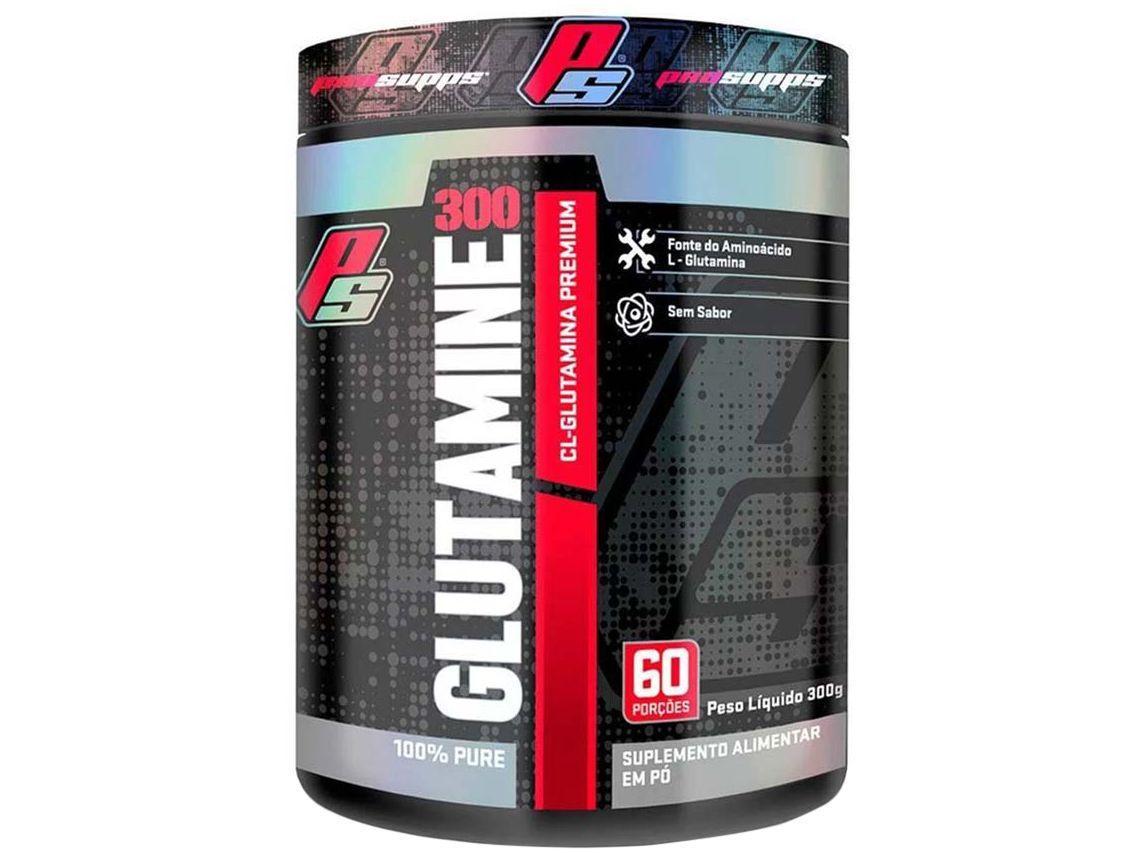 Glutamine ProSupps 100% Pure em Pó 300g - sem Sabor