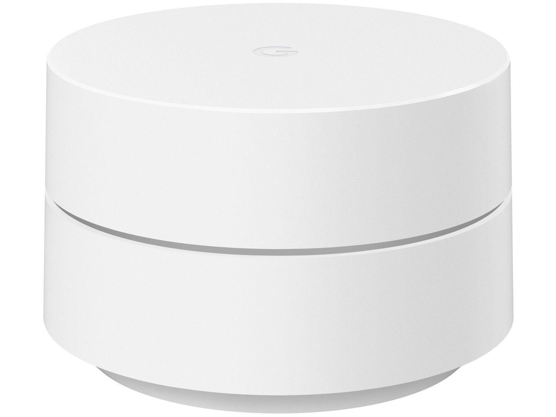 Google Wifi Mesh AC1200 Dual-Band GA02430-BR - Gigabit 1 Unidade