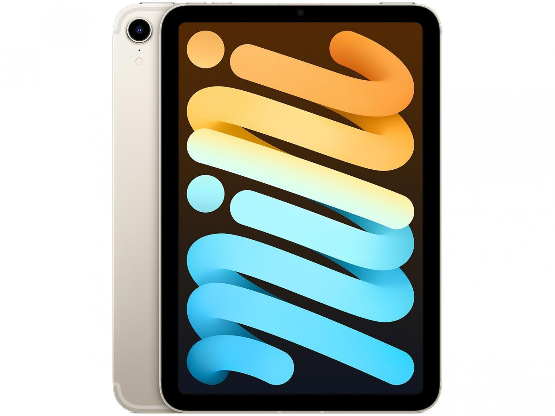 "Apple iPad Mini 8,3"" Wi-Fi + Cellular 64GB - Estelar"
