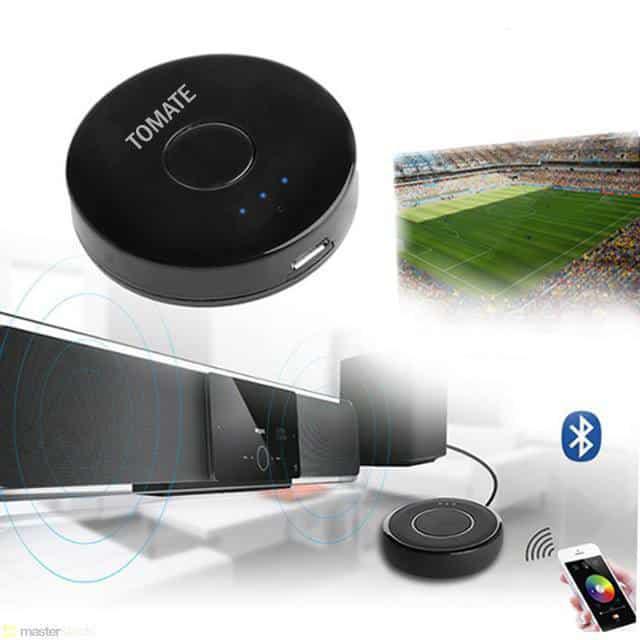 9744b6d078037 Transmissor Bluetooth Tomate Mtb-803 - Adaptador Bluetooth ...