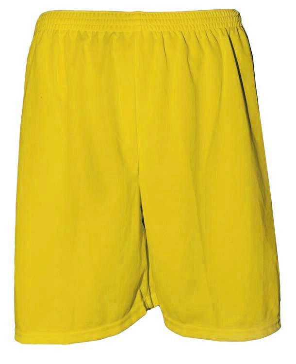 Uniforme Esportivo com 12 camisas modelo City Amarelo Preto + 12 calções  modelo Madrid Amarelo + Brindes - Play fair R  489 4c55bae998b40