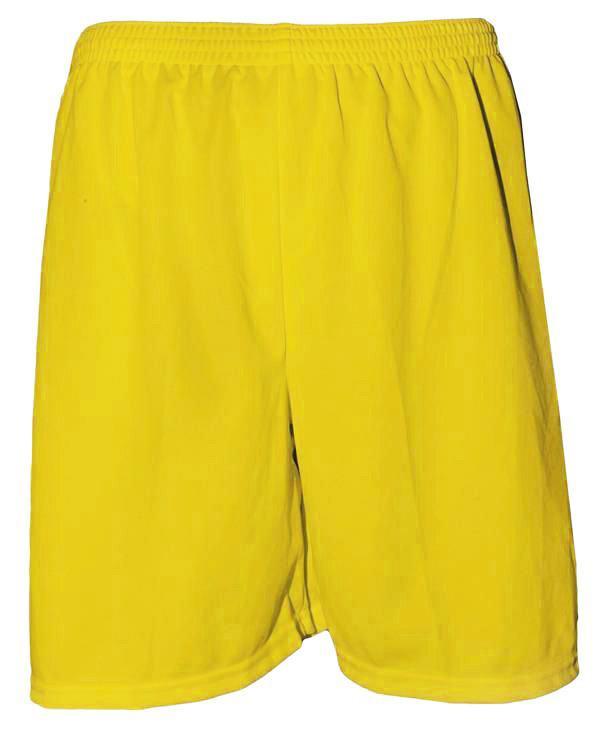 ec6fcdc754 Uniforme Esportivo com 14 camisas modelo Suécia Preto Amarelo + 14 calções  modelo Madrid Amarelo + 14 pares de meiões Preto - Play fair R  659