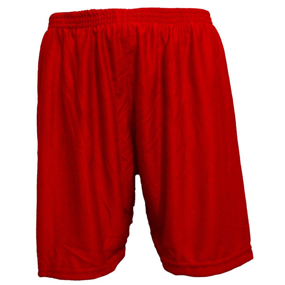 e7779c5824d74 Uniforme Esportivo com 14 camisas Sporting Branco Vermelho + 14 calções  modelo Madrid Vermelho + Brindes - Gazza R  529