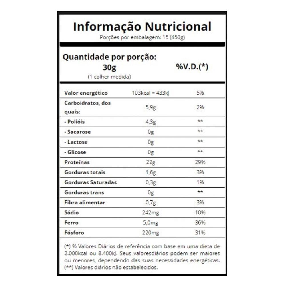 Resultado de imagem para veggie protein baunilha essential nutrition