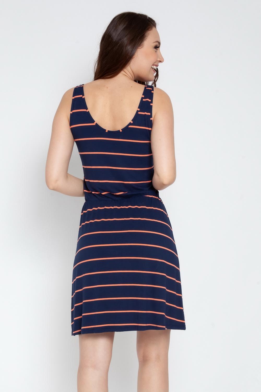 398698c82 Vestido Feminino Rovitex Azul-Marinho - Avenida R$ 49,99 à vista. Adicionar  à sacola