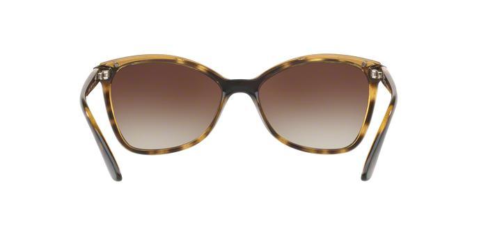 35f10f33caf09 Vogue Metal Eyebrow VO5159SL W65613 Tartaruga Havana Lente Marrom Degradê  Tam 58 Produto não disponível
