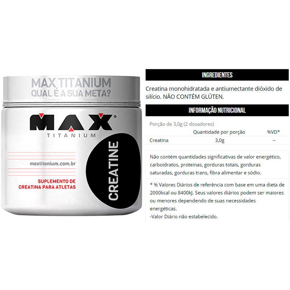 90697e789 Whey Protein Blend 2kg + Bcaa + Zma + Creati. - Max Titanium - Whey ...