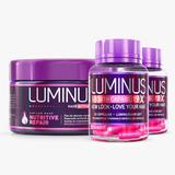 02 Luminus Hair + 01 Luminus Mask