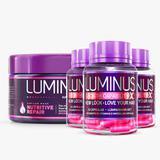 03 Luminus Hair + 01 Luminus Mask