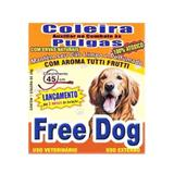 10 Coleiras Anti Pulga Para Cachorro - Free Dog 100% Natural - R2s