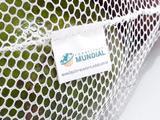 10 Saquinhos organizadores reutilizáveis para organizar utensílios e brinquedos resistente cor Branco FM1 - Fornecedor mundial