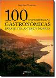 100 experiencias gastronomicas - Prumo (rocco)