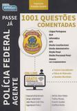1001 Questões Comentadas - Polícia Federal - Agente - Alfacon
