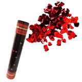 12 Lança Confete Coração 30 cm - Ateliê vivi castro