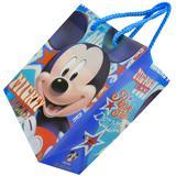 15 Sacolas Mickey Mouse Lembrancinha Aniversário 14 X 11,5cm - Comercial wei