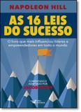 16 Leis do Sucesso Napoleon Hill, As - Faro editorial