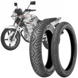 2 Pneu Moto Cbx Twister Technic 130/70-17 62s 100/80-17 52s Sport