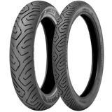 2 Pneu Moto Technic 130/70-17 62s 100/80-17 52s Sport