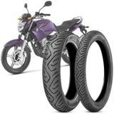 2 Pneu Moto Ys 250 Fazer Technic 130/70-17 62s 100/80-17 52s Sport