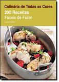 200 Receitas Faceis De Fazer / Pickford - Publifolha ed