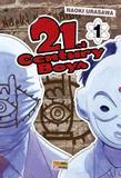 21st Century Boys - Nº01 - Panini revistas