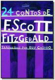 24 contos de f. scott fitzgerald - Grupo companhia das letras