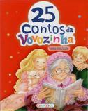 25 contos da vovozinha - capa vermelha - Girassol