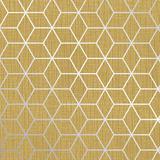 25 Saco Soft Color P/Presente 45X59Cm Cubo Ouro - Cromus