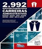 2992 Questoes Gabaritadas - Carreiras Administrativas - Alfacon