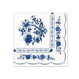 3 Guardanapos floral Home Fashion HOF211387 pct 20fls