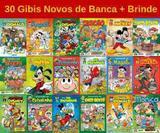 30 Gibi Hq Disney Turma Da Mônica Novo Lacrado Sem Repetição - Fanzine store