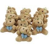 30 Lembrancinhas de Maternidade - Urso Chaveiro - Nita baby