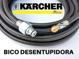 30 Metros Mangueira com Bico Desentupidor Karcher HD 585