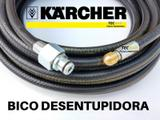 35 Metros Mangueira com Bico Desentupidor Karcher HD 585