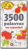 3500 Palavras Em Espanhol - Disal