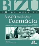 3600 Questoes Para Concursos De Farmacia - 02 Ed - Rubio