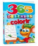 365 desenhos para colorir - Um desenho por dia - Bicho esperto