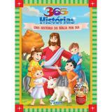 365 Histórias Da Bíblia: Uma História Da Bíblia Por Dia C/ Dvdx - Bicho esperto