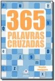 365 palavras cruzadas - vol.1 - Ciranda cultural