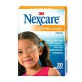 3m Nexcare Protetor Ocular Infantil C/20