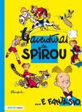 4 aventuras de Spirou e Fantasio