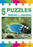 5 puzzles - animais dos oceanos - Impala  ed
