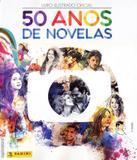 50 Anos de Novelas Livro Ilustrado - Panini revistas