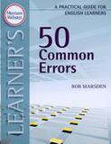 50 common errors - Merriam webster