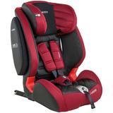569APVS Cadeira Auto com Isofix Adapt Kiddo Preto e Vinho