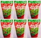 6 Molhos Italian Para Salada Sache Ekma 42 Unidades 18ml