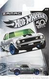 '68 Copo Camaro - Aniversário 50 anos - Zamac - 1/64 - Hot Wheels
