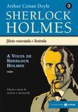 A volta de Sherlock Holmes - Sherlock Holmes – vol. 3 (contos)