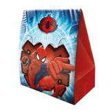 A2-Caixa Surpresa Ultimate Homem Aranha c/ 08 unidades - Regina festas