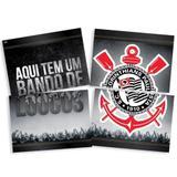 A2-Painel Gigante Festa Corinthians Bando de Loucos - Festcolor